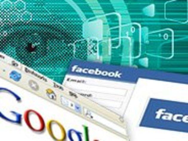 Importation de contacts : Facebook tourne le dos à Gmail