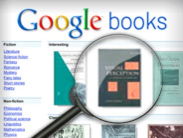 Hachette confie la numérisation de ses livres épuisés à Google