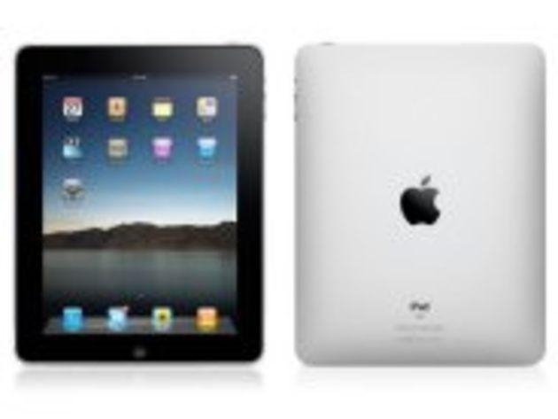 iPad : Auchan vendra finalement la tablette Apple sans forfait SFR