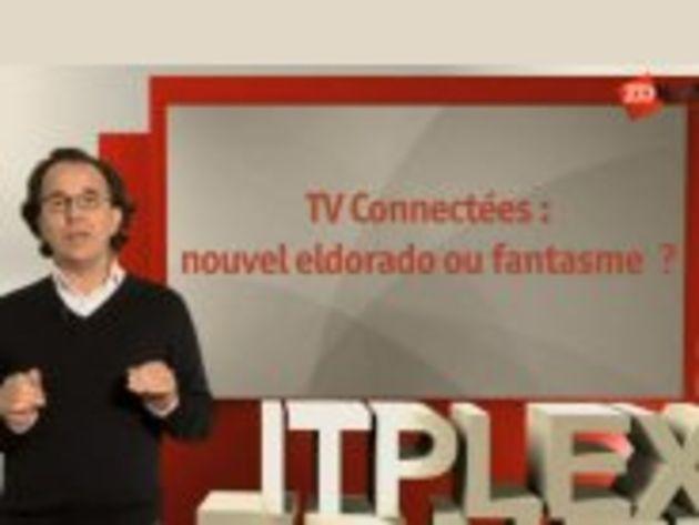 TV connectée : vraie convergence entre télé et Web ou nouveau fantasme ?