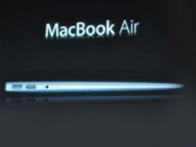 Apple : des documents internes confirment un bug d'affichage sur les MacBook Air