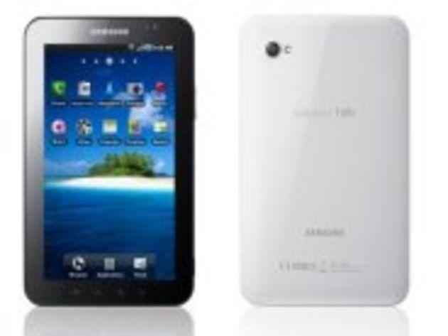 Galaxy Tab : Samsung compte écouler jusqu'à 1 million de tablettes en 2010