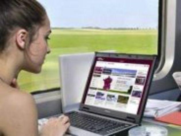 Box TGV : la SNCF teste l'internet embarqué dans ses trains à grande vitesse