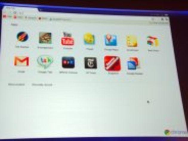 Google reporte la sortie de Chrome OS et dévoile Cr-48, un netbook Chrome OS