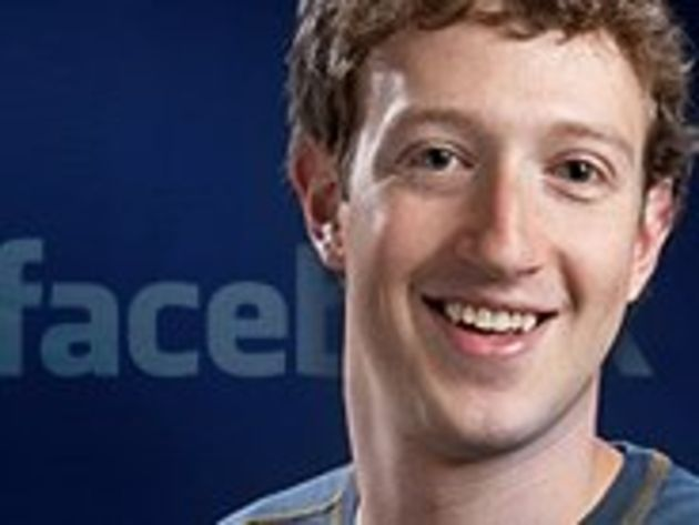 Mark Zuckerberg (Facebook) est élu homme de l'année par Time Magazine