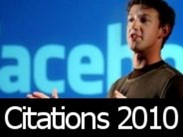 Rétro 2010 - Piques et maladresses, les meilleures citations des figures de l'IT