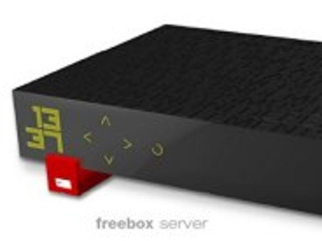 La nouvelle Freebox Révolution en images
