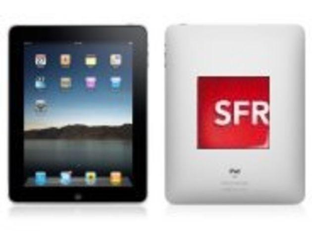 iPad: SFR casse les prix (179,90 euros) mais imposera un double abonnement