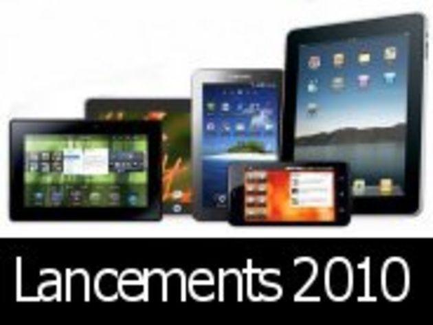 Rétro 2010 - Les grands lancements de l'année