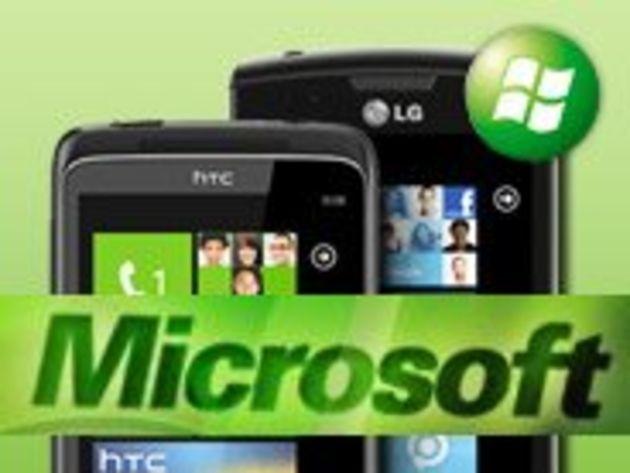 Windows Phone 7 : les premiers chiffres de ventes