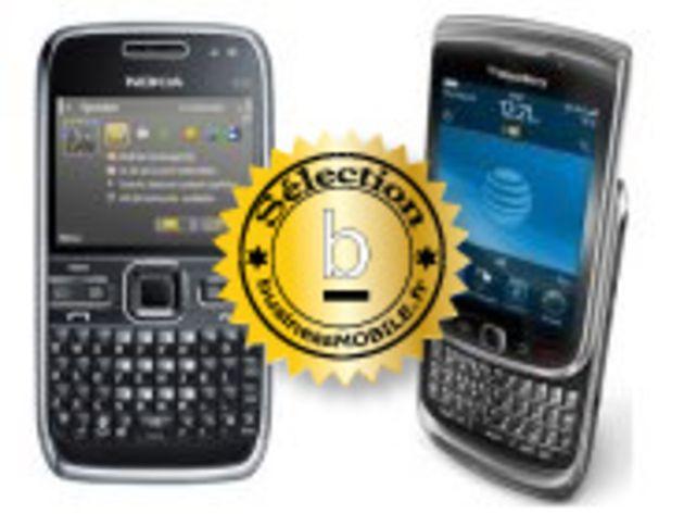 Les meilleurs smartphones pour les professionnels en 2010