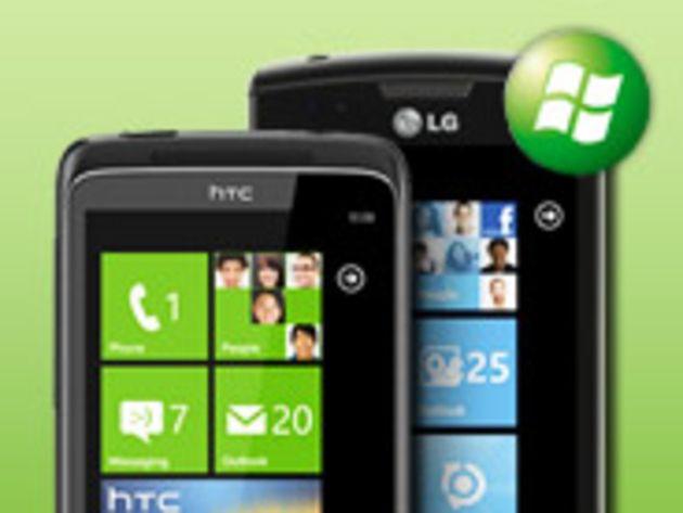 Etats-Unis : les mobinautes ne rêvent pas de Windows Phone 7