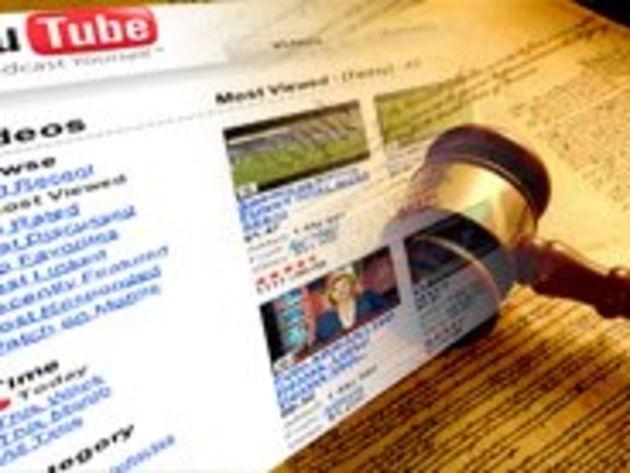 YouTube condamné à verser 150 000 euros à l'INA pour contrefaçon