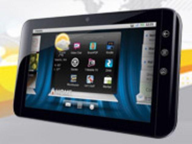 Les nouvelles tablettes tactiles attendues cette année après le CES 2011