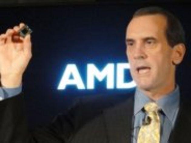 AMD : démission forcée du P-DG Dirk Meyer