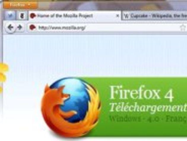 Test de Firefox 4.0 : fonctionnalités et performances sont au rendez-vous