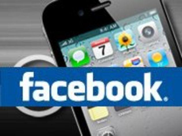 iPhone : Facebook récolterait les numéros de mobile des contacts de l'utilisateur
