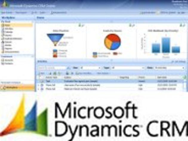 Pour contrer Oracle et Salesforce.com, Microsoft lance Dynamics CRM Online