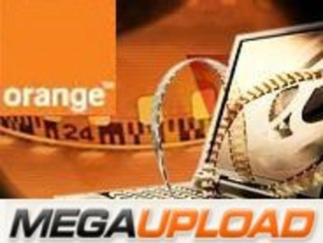 Megaupload : « Orange est en train de résoudre le problème, malgré son attitude agressive dans la presse »
