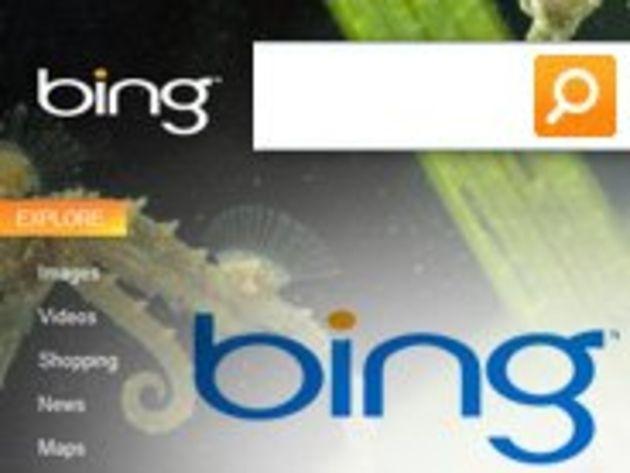 Bing, le moteur de recherche de Microsoft en version finale en France