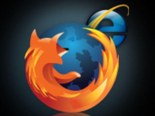 Les versions finales de Firefox 4 et Internet Explorer 9 disponibles en mars ?