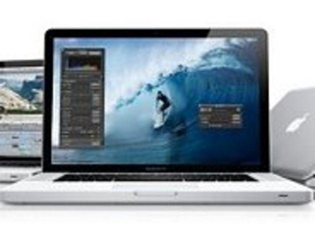 Nouveaux MacBook Pro : port Thunderbolt et processeur graphique AMD en standard