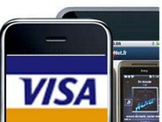 Paiement sans contact : Visa lance sa solution pour l'iPhone. Encombrant