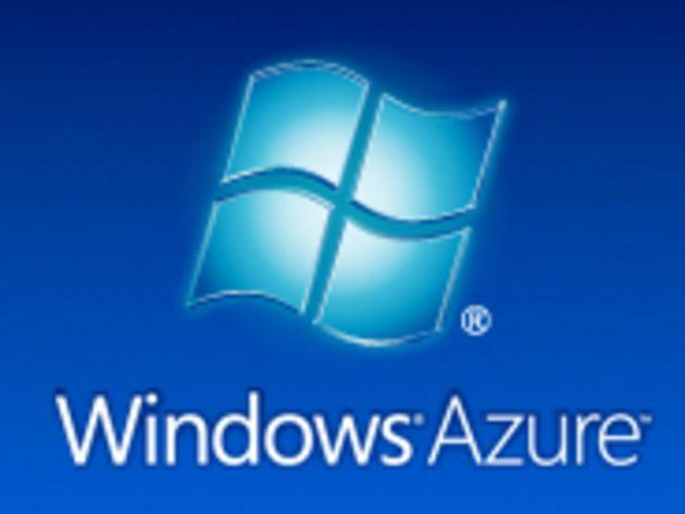 TechDays 2011 - Windows Azure évolue vers l'IaaS et le cloud privé