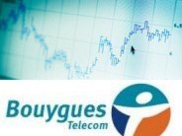 Résultats : Bouygues Télécom s'élève contre les taxes et la réglementation