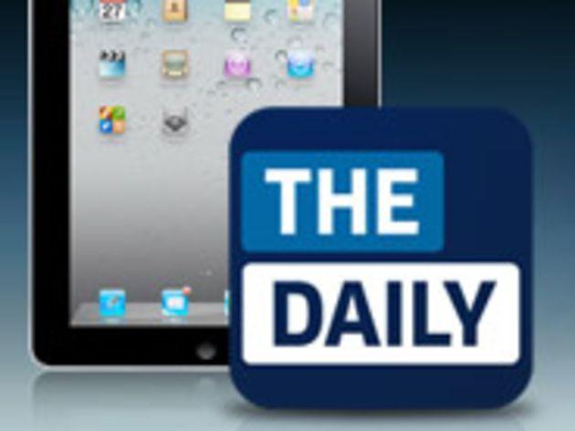 Le quotidien « The Daily » sur iPad : un lancement à 30 millions de dollars