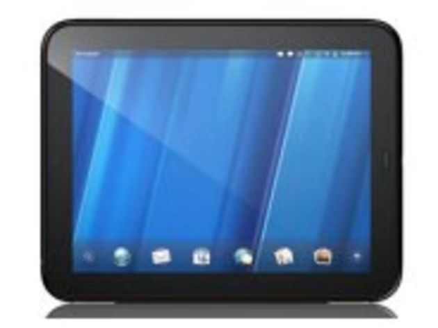 Tablette TouchPad de HP : un faux air d'iPad