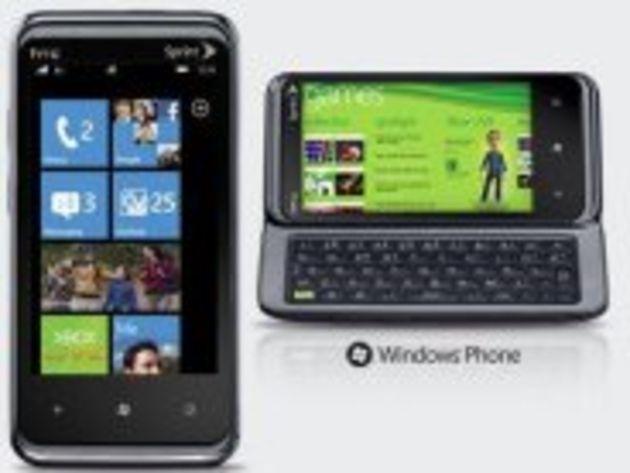 HTC dévoile deux nouveaux smartphones Windows Phone 7