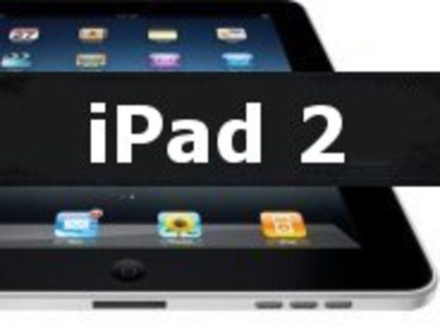 L'iPad 2 disponible en France le 25 mars, à partir de 489 euros