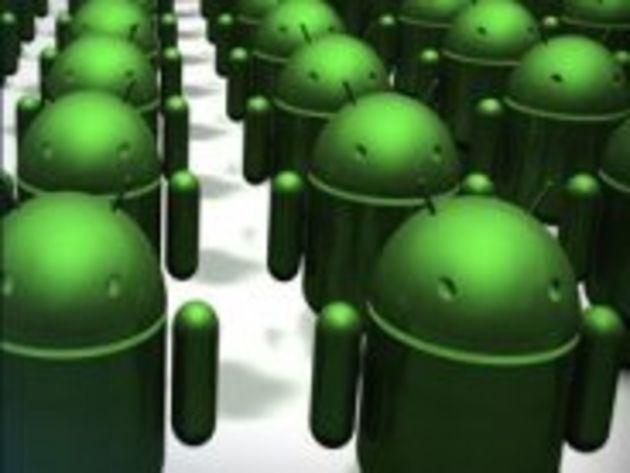 Android devient le numéro un des smartphones aux Etats-Unis