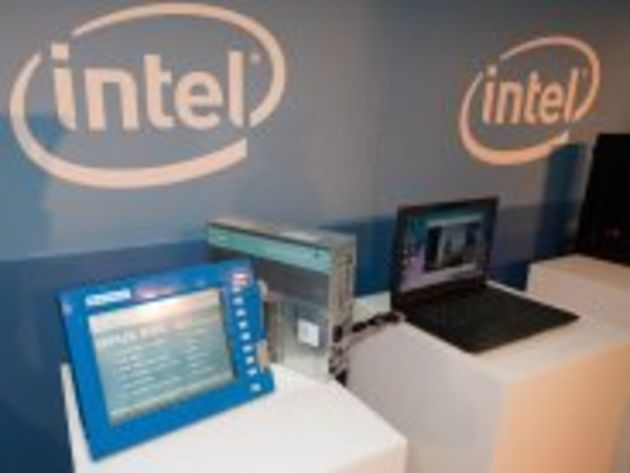 S. Nègre, Intel France :