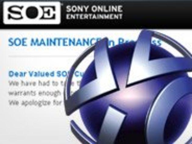Après le piratage du PSN, 24 millions de comptes du Sony Online Entertainment menacés
