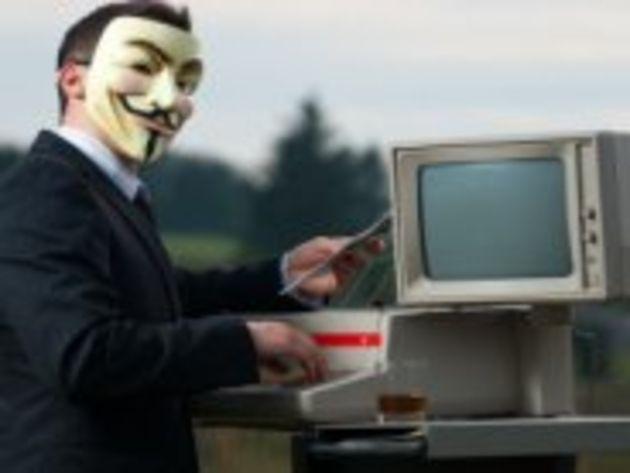Les Anonymous stoppent l'attaque contre le PSN de Sony