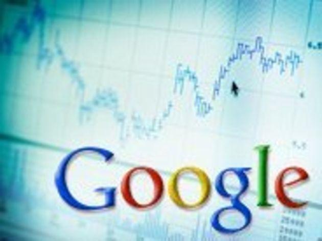 Trimestriels Google : le titre chahuté malgré des revenus en hausse de 27% sur un an