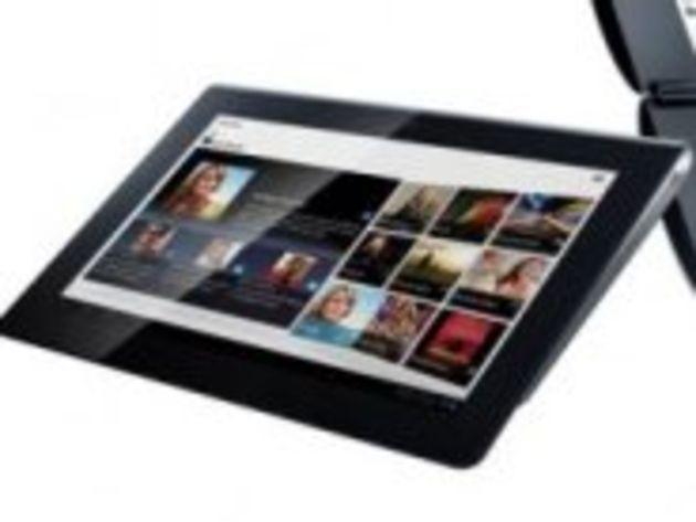 Tablettes : Sony présente deux modèles sous Android 3.0 et affiche ses ambitions