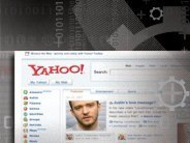 Données privées : revirement, Yahoo! revient à 18 mois de conservation des logs