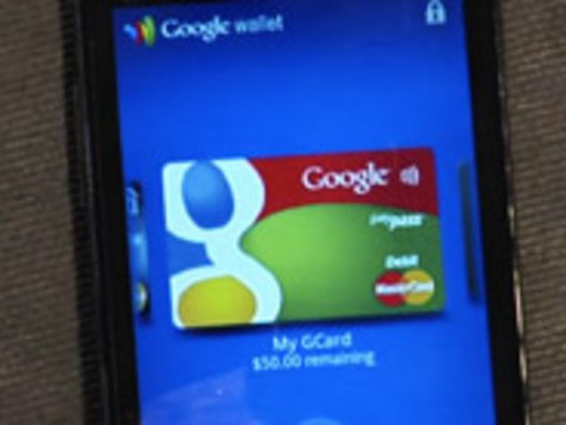 Paiement mobile : Google Wallet en images
