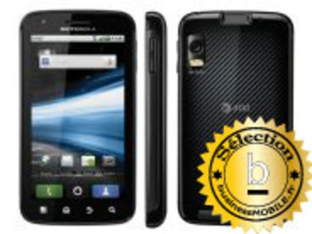 Motorola Atrix : de la puissance et des accessoires très utiles pour les pros