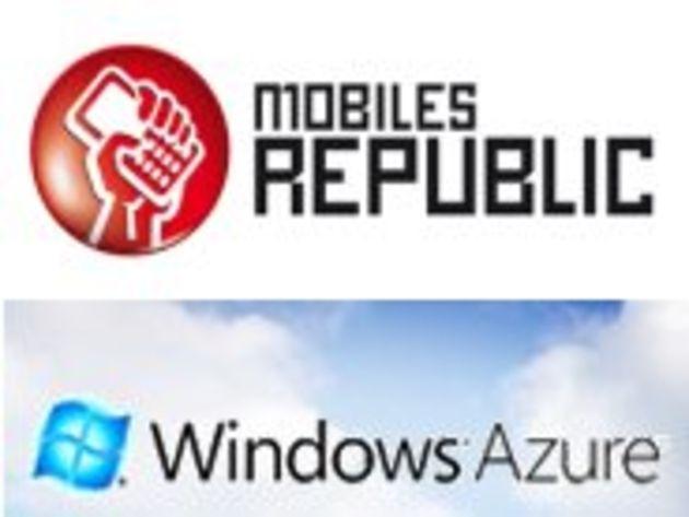 Mobiles Republic exploite un Cloud public pour délivrer des contenus aux mobinautes