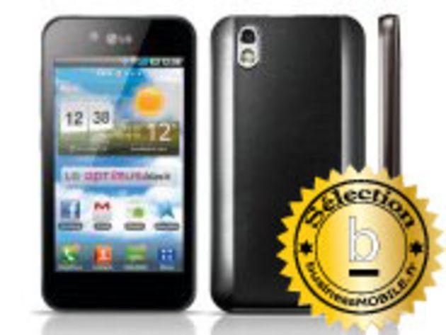 LG Optimus Black : une panoplie de fonctionnalités digne des meilleurs Google Phones du marché