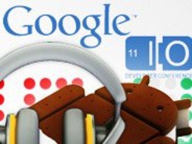 Google I/O : les grandes nouveautés dévoilées par Google en images