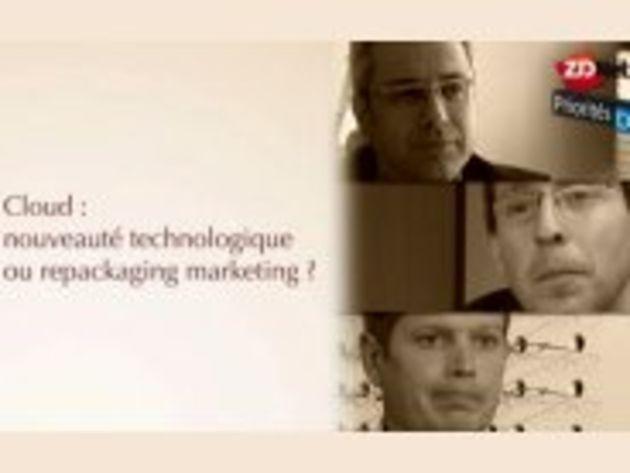 Regards croisés de DSI : Cloud Computing, une création marketing ?