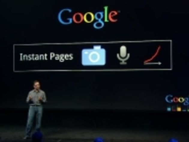 Avec Chrome, Google intègre la recherche vocale et par image sur PC