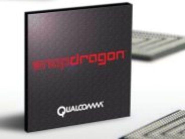 Puces pour smartphones : Qualcomm montre ses muscles