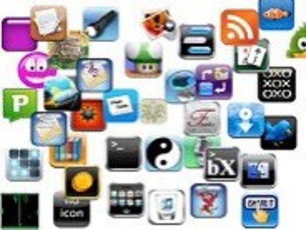 Android, iPhone, WP7 : les applis les plus téléchargées en avril aux Etats-Unis