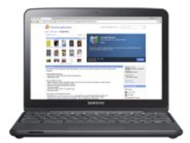 Samsung lance son Chromebook Série 5
